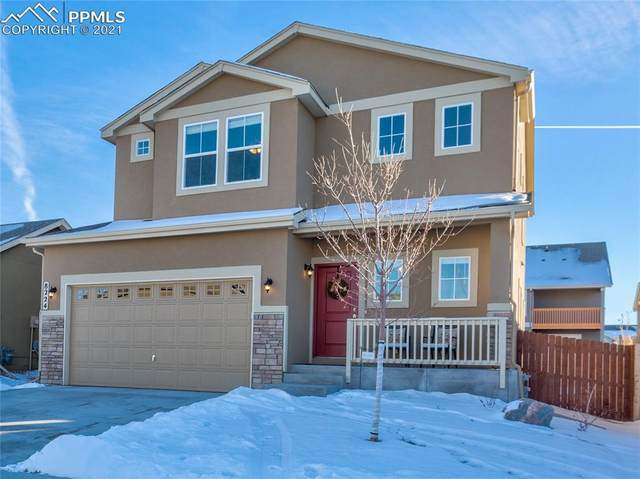 8224 Burl Wood Drive, Colorado Springs, CO 80908 (#8220787) :: Finch & Gable Real Estate Co.