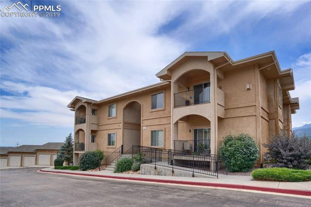 1635 Little Bear Creek Point #302, Colorado Springs, CO 80904 (#8220802) :: Venterra Real Estate LLC