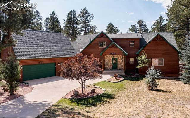 425 Pembrook Lane, Woodland Park, CO 80863 (#8221172) :: The Gold Medal Team with RE/MAX Properties, Inc