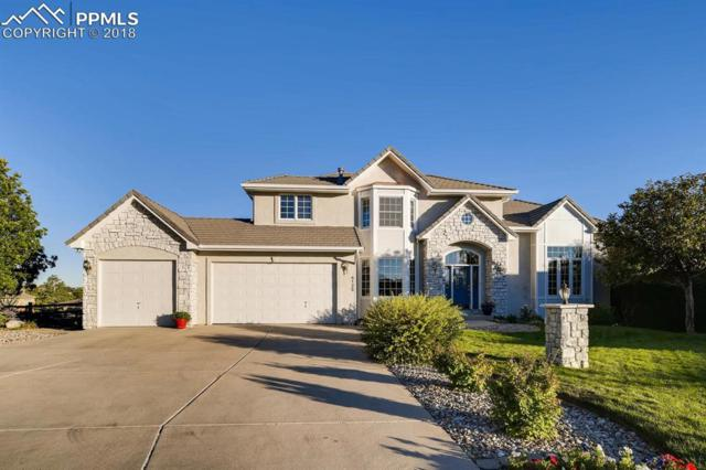 4125 Pintail Lane, Colorado Springs, CO 80918 (#8221801) :: The Treasure Davis Team