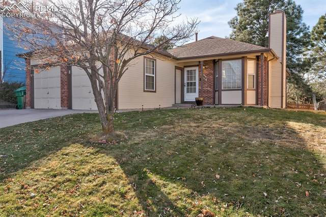 6640 Glade Park Drive, Colorado Springs, CO 80918 (#8221992) :: Finch & Gable Real Estate Co.