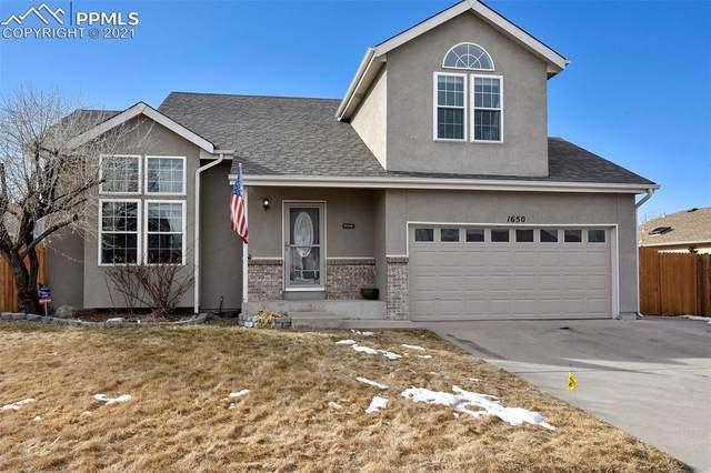 1650 Needham Court, Colorado Springs, CO 80916 (#8222055) :: Tommy Daly Home Team