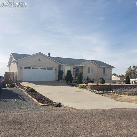 401 S Falcon Drive, Pueblo West, CO 81007 (#8222690) :: 8z Real Estate