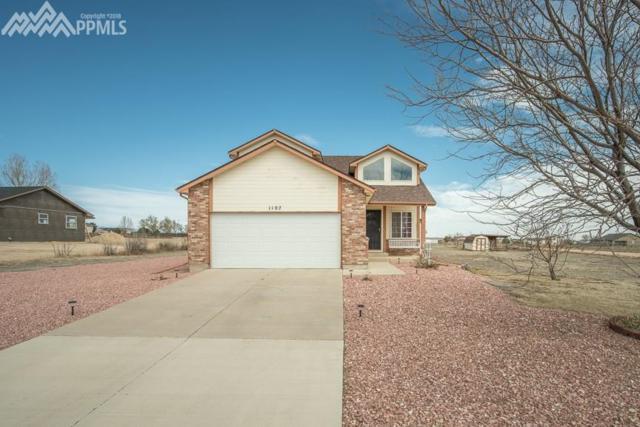 1107 W Desert Sage Drive, Pueblo West, CO 81007 (#8222789) :: Action Team Realty