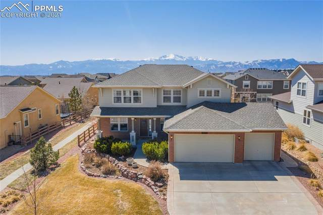 9050 Sky King Drive, Colorado Springs, CO 80924 (#8224031) :: Tommy Daly Home Team
