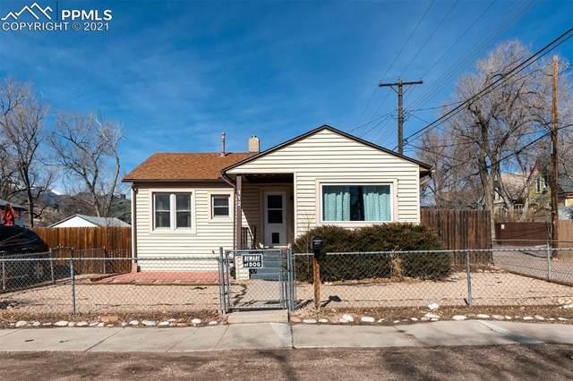 112 S 22ND Street, Colorado Springs, CO 80904 (#8227605) :: Hudson Stonegate Team