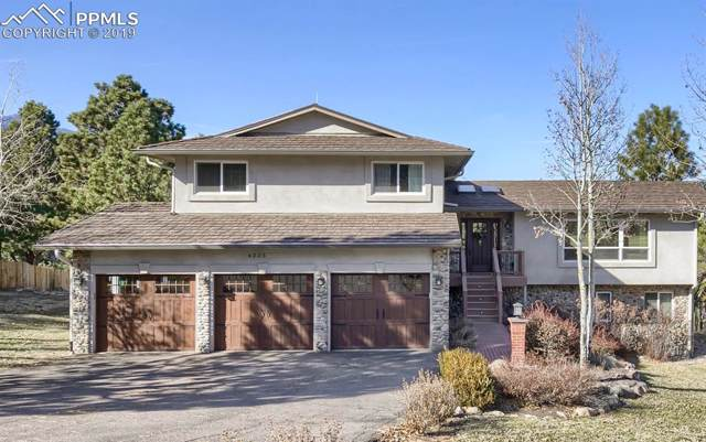 4235 Regency Drive, Colorado Springs, CO 80906 (#8228245) :: The Dixon Group