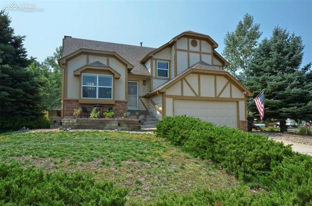 3845 Dewpoint Drive, Colorado Springs, CO 80920 (#8230868) :: The Hunstiger Team