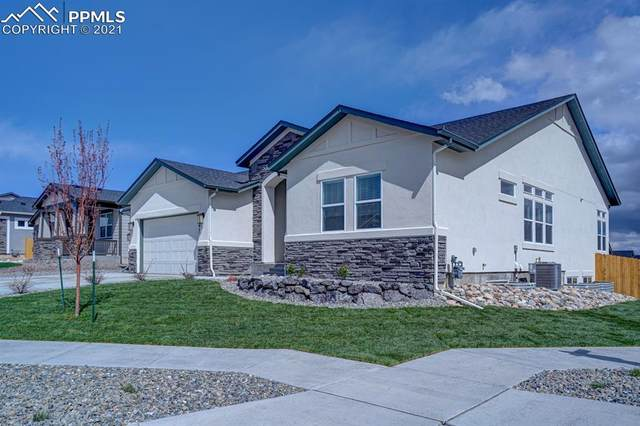 8193 Wheatland Drive, Colorado Springs, CO 80908 (#8230884) :: Action Team Realty