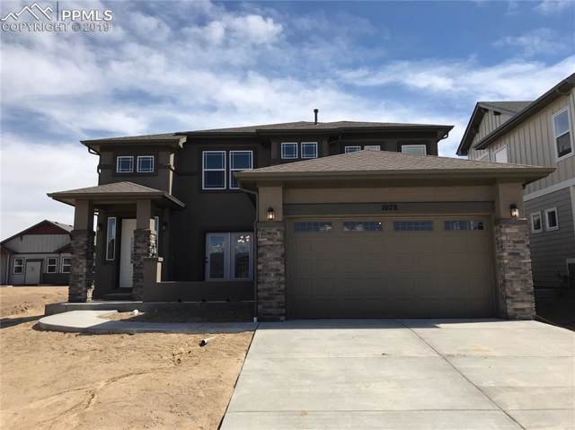 1078 Kelso Place, Colorado Springs, CO 80921 (#8232320) :: Action Team Realty