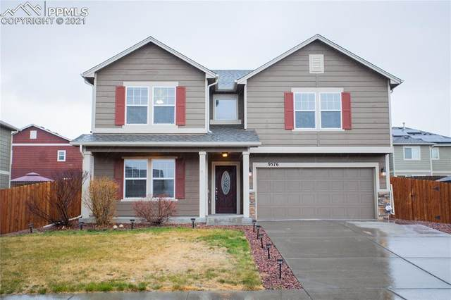 9576 Copper Canyon Lane, Colorado Springs, CO 80925 (#8233695) :: Finch & Gable Real Estate Co.