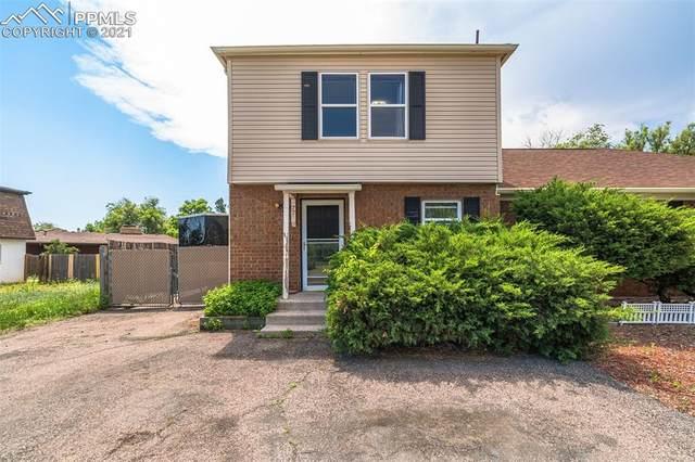 77 W Old Broadmoor Road, Colorado Springs, CO 80906 (#8236372) :: Finch & Gable Real Estate Co.
