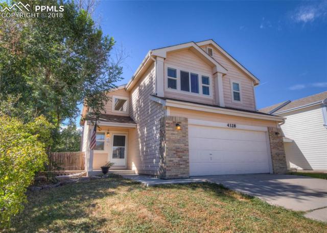 4328 Horizonpoint Drive, Colorado Springs, CO 80925 (#8236428) :: The Treasure Davis Team