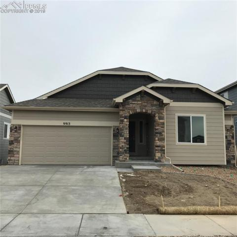 9913 Morning Vista Drive, Peyton, CO 80831 (#8236744) :: Action Team Realty
