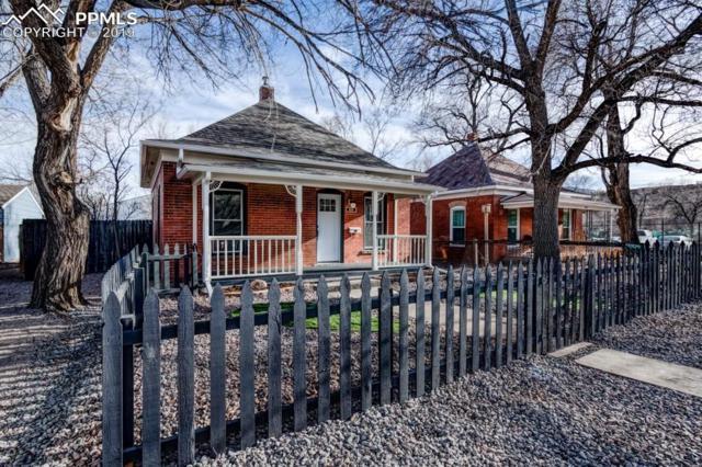 219 S 15th Street, Colorado Springs, CO 80904 (#8237183) :: Jason Daniels & Associates at RE/MAX Millennium
