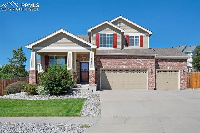4408 Golf Club Drive, Colorado Springs, CO 80922 (#8237312) :: The Artisan Group at Keller Williams Premier Realty