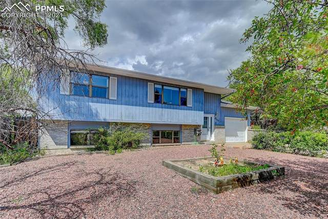 4315 Eastcrest Circle, Colorado Springs, CO 80916 (#8237841) :: The Treasure Davis Team   eXp Realty