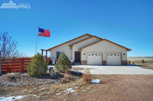 19160 Kevins View, Peyton, CO 80831 (#8238623) :: Colorado Home Finder Realty