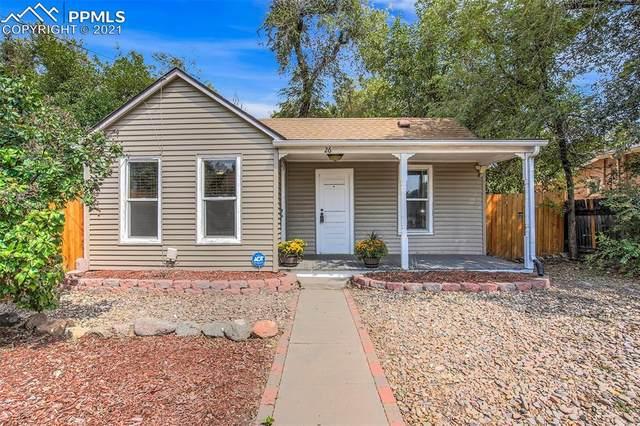 26 E Mill Street, Colorado Springs, CO 80903 (#8239091) :: Venterra Real Estate LLC