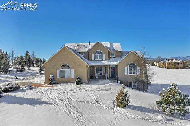 19220 Sixpenny Lane, Monument, CO 80132 (#8240498) :: Jason Daniels & Associates at RE/MAX Millennium