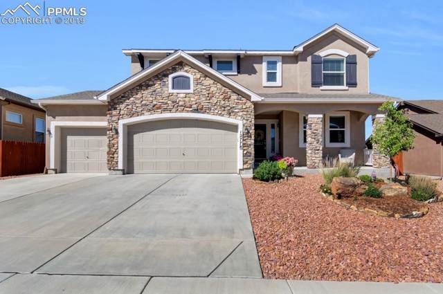 12778 Mt Harvard Drive, Peyton, CO 80831 (#8241459) :: The Kibler Group