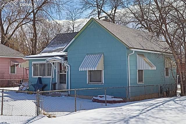605 E Monument Street, Colorado Springs, CO 80903 (#8243644) :: 8z Real Estate