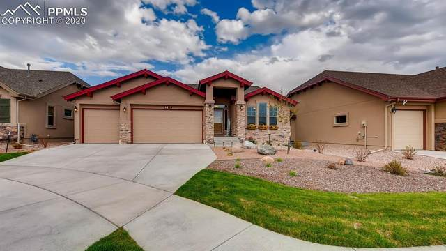 6217 Radiant Sky Lane, Colorado Springs, CO 80924 (#8249152) :: Finch & Gable Real Estate Co.