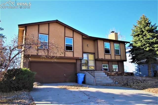 3765 Misty Meadows Drive, Colorado Springs, CO 80920 (#8249655) :: The Kibler Group