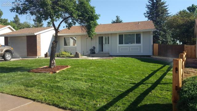 580 Red Cliff Road, Colorado Springs, CO 80906 (#8251516) :: The Hunstiger Team