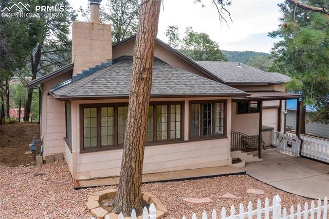 220 Duncan Avenue, Manitou Springs, CO 80829 (#8251643) :: Tommy Daly Home Team