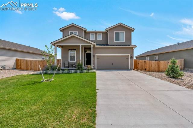 6677 Liberator Trail, Colorado Springs, CO 80925 (#8252589) :: Tommy Daly Home Team