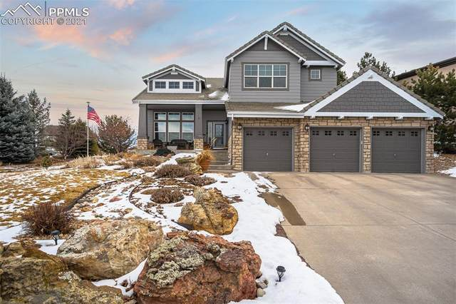 3858 Sky Hawk Court, Castle Rock, CO 80109 (#8259964) :: The Gold Medal Team with RE/MAX Properties, Inc