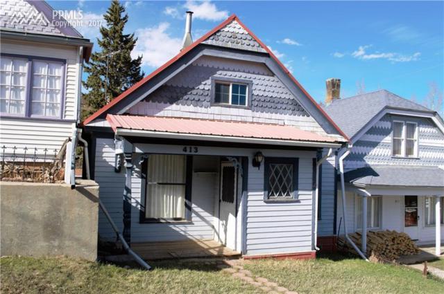 413 Spicer Avenue, Victor, CO 80860 (#8260361) :: 8z Real Estate