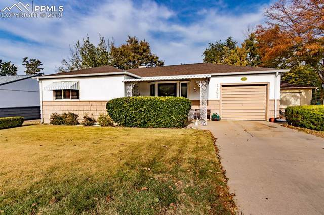 1121 Revere Lane, Pueblo, CO 81001 (#8263911) :: Jason Daniels & Associates at RE/MAX Millennium