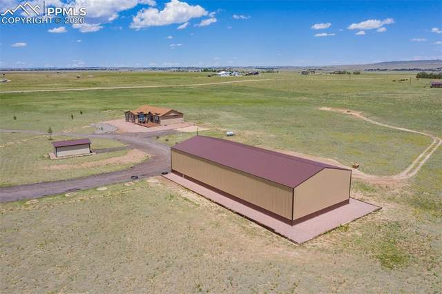 21225 Judge Orr Road, Calhan, CO 80808 (#8264380) :: 8z Real Estate