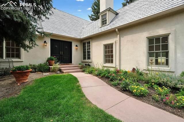 11 Pourtales Road, Colorado Springs, CO 80906 (#8264762) :: CC Signature Group