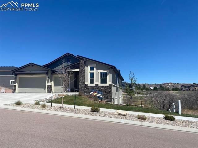 11751 Spectacular Bid Circle, Colorado Springs, CO 80921 (#8268080) :: Action Team Realty
