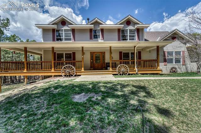 2990 Outlook Drive, Colorado Springs, CO 80921 (#8271644) :: The Daniels Team