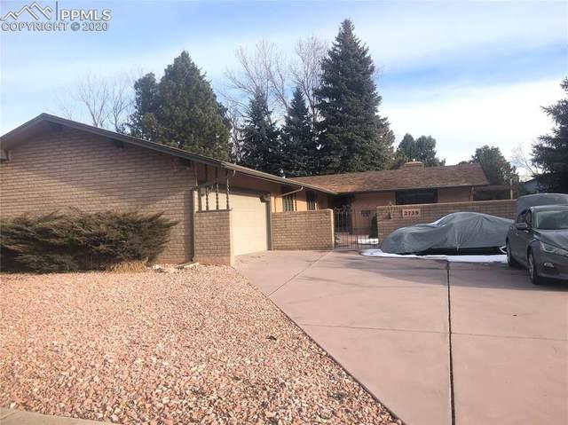 2739 Flintridge Drive, Colorado Springs, CO 80918 (#8273443) :: Jason Daniels & Associates at RE/MAX Millennium