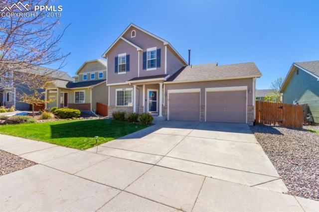 6245 Baxter Drive, Colorado Springs, CO 80923 (#8274289) :: The Dixon Group