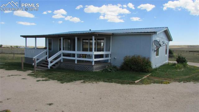 14810 Kanuch Road, Calhan, CO 80808 (#8276156) :: Colorado Home Finder Realty
