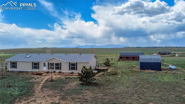 18830 Kevins View, Peyton, CO 80831 (#8277542) :: CC Signature Group