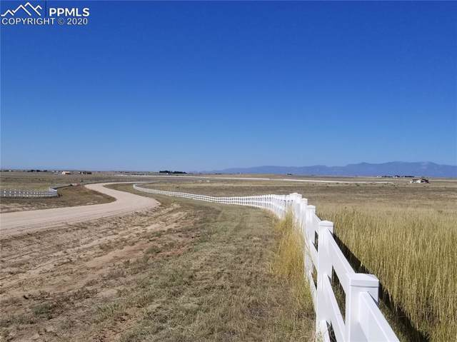 18790 Good Life View, Calhan, CO 80808 (#8288135) :: Jason Daniels & Associates at RE/MAX Millennium