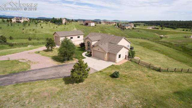 3150 Stage Line Court, Colorado Springs, CO 80921 (#8288287) :: Action Team Realty