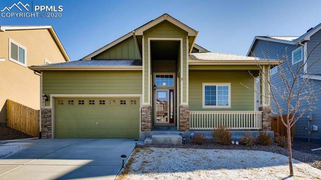 6521 Edmondstown Drive, Colorado Springs, CO 80923 (#8288493) :: Jason Daniels & Associates at RE/MAX Millennium