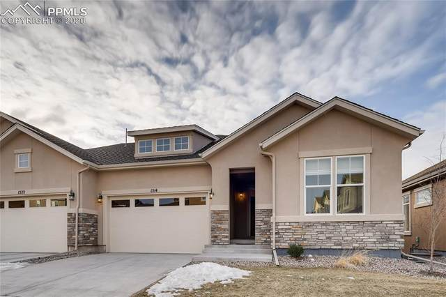 1514 Promontory Bluff View, Colorado Springs, CO 80921 (#8290293) :: Action Team Realty