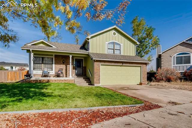 4348 Neal Court, Colorado Springs, CO 80916 (#8291225) :: The Kibler Group