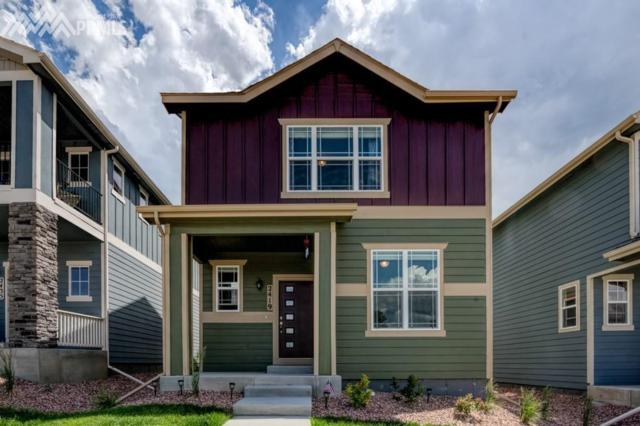 2419 Dorset Drive, Colorado Springs, CO 80910 (#8294012) :: Harling Real Estate