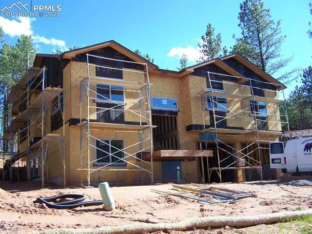 1386 Roberts Ranch Road, Woodland Park, CO 80863 (#8297438) :: Fisk Team, RE/MAX Properties, Inc.