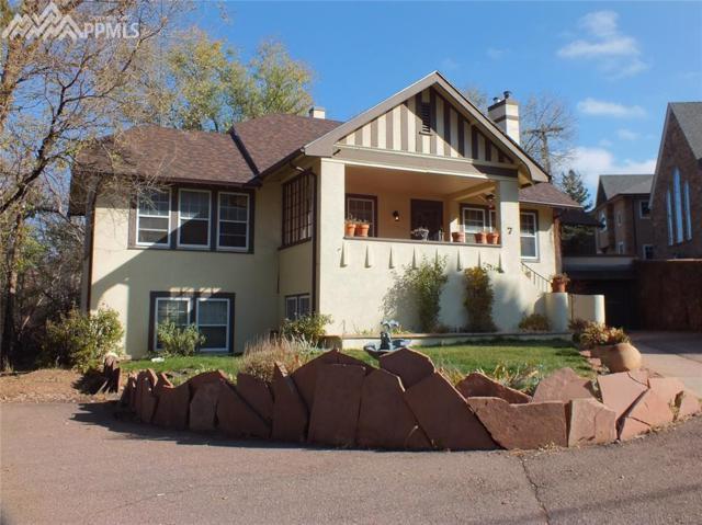 7 Pawnee Avenue, Manitou Springs, CO 80829 (#8297902) :: The Peak Properties Group